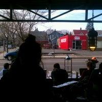 Photo taken at Bob's Java Hut by Jesse S. on 3/11/2012