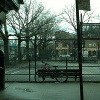 Photo taken at Hoyt Playground by @AstoriaHaiku on 3/3/2012