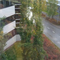 Photo taken at Jyväskylä University School of Business and Economics by Pasi A. on 10/7/2011