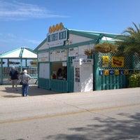 Photo taken at Oak Street Beach Food + Drink by AK S. on 9/10/2011