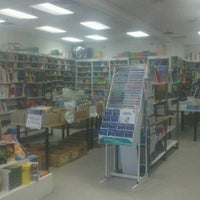 Photo taken at The Batner Bookstore by Michael F. on 3/17/2011