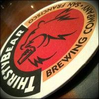 Foto tomada en ThirstyBear Brewing Company por surlypants el 10/3/2011