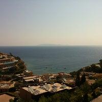Photo taken at Blue Bay Resort & Spa Hotel by Slava on 8/9/2012