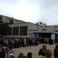 Photo taken at Гимназия № 1 by Ivan G. on 9/1/2012