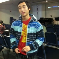 Photo taken at First Evangelical Church by Richie C. on 3/25/2012