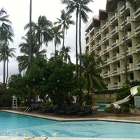 Photo taken at Costabella Tropical Beach Hotel by chacha e. on 6/28/2012