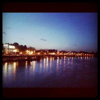 Photo taken at Putney Bridge by Ale M. on 12/7/2011
