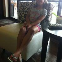 Photo taken at Simply Yo Self Serve Frozen Treats by Cindy M. on 8/24/2011