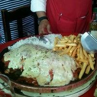 Photo taken at Restaurante do Rubinho by DANI P. on 1/27/2012