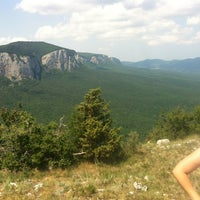 Photo taken at Гора Бойко by Дмитрий К. on 7/14/2012