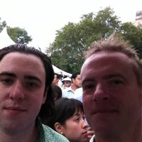 Foto tirada no(a) Gracie Mansion por Geoff Scott B. em 6/22/2011