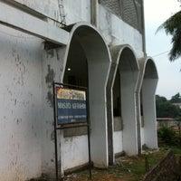 Photo taken at Masjid Ar - Rahim by satrio n. on 8/24/2011