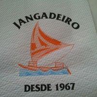 Photo taken at Jangadeiro by André Iovine P. on 12/2/2011
