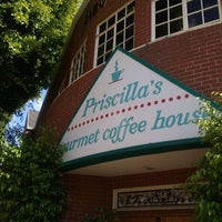 Photo taken at Priscilla's Gourmet Coffee Tea & Gifts by Edward H. on 9/23/2011