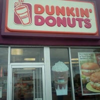 Photo taken at Dunkin Donuts by David C. on 8/16/2011