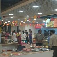 Photo taken at Kadhai by Niyati M. on 10/1/2011