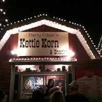 Photo taken at Kettle Korn at Overly's Country Christmas by Erin B. on 11/27/2011