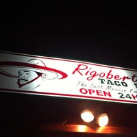 Photo taken at Rigoberto's Taco Shop by Joe on 7/24/2012