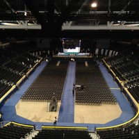Photo taken at Dunkin' Donuts Center by Alana R. on 5/20/2012