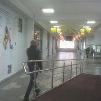 Photo taken at СГАСУ, корпус Т by Дмитрий С. on 9/8/2012