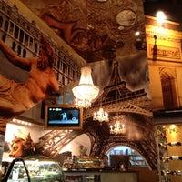 Photo taken at Le Café De París by Juan David H. on 5/5/2012