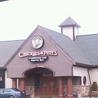 Photo taken at Chickie's & Pete's by Coolmo D. on 2/14/2012