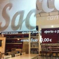 Photo taken at Sacco by Leonardo S. on 8/31/2011
