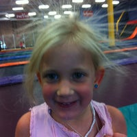 Photo taken at Jump Street by Maureen D. on 10/7/2011