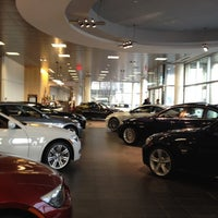 Photo taken at Prestige BMW by Maria S. on 2/1/2012