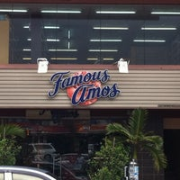 Photo taken at Famous Amos Tmn Megah by Geraldine L. on 10/1/2011