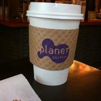 Photo taken at Planet Coffee by Daniella D. on 11/4/2011