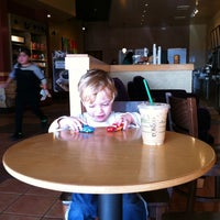 Photo taken at Starbucks by Brian L. on 1/15/2011