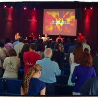 Photo taken at Harvest Bible Church Miami by Pascal D. on 9/11/2011