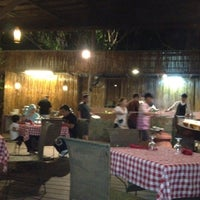 Photo taken at The Gayam Seafood Barbeque & Bar by Vince N. on 2/6/2012