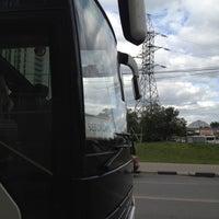 Снимок сделан в Автостанция «Партизанская» пользователем Maria 6/24/2012