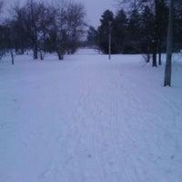 2/4/2012 tarihinde Gyorgy L.ziyaretçi tarafından Óhegy park'de çekilen fotoğraf