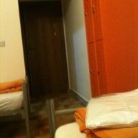 Photo taken at Hostel Pisa by Mytch on 5/17/2012
