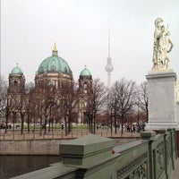 Photo taken at Museum Island by Rodrigo F. on 3/31/2012