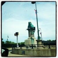Photo taken at The Frog Bridge by Thomas W. on 5/13/2012