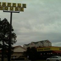 Photo taken at Waffle House by Dana A. on 5/18/2012