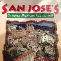 Photo taken at San Jose's Original Mexican Restaurant by Samuel S. on 7/12/2012