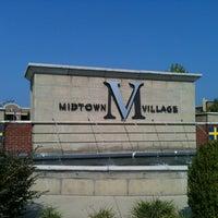Photo taken at Midtown Village by Gigantor on 9/1/2011