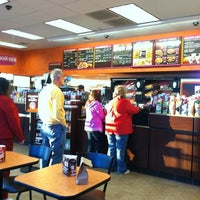 Photo taken at Dunkin' Donuts by Daniel Y. on 12/17/2011