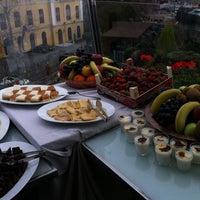 Photo taken at Goethe Institut by Saziye's on 4/10/2011