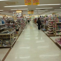 Photo taken at ライフ 太秦店 by Yoshiyuki Y. on 10/6/2011