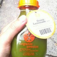 Photo taken at Organic Avenue by Clayton O. on 11/17/2011