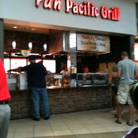 Photo taken at Pan Pacific Grill by Brooke S. on 8/20/2011