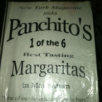 Photo taken at Panchito's Mexican Restaurant by Martin G. on 8/25/2011