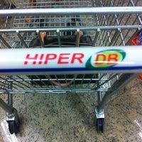 Foto tirada no(a) Hiper DB por Mila M. em 8/10/2012