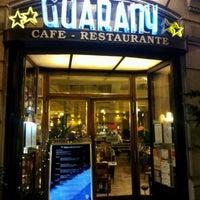 Foto tirada no(a) Café Guarany por Andrea G. em 1/2/2012